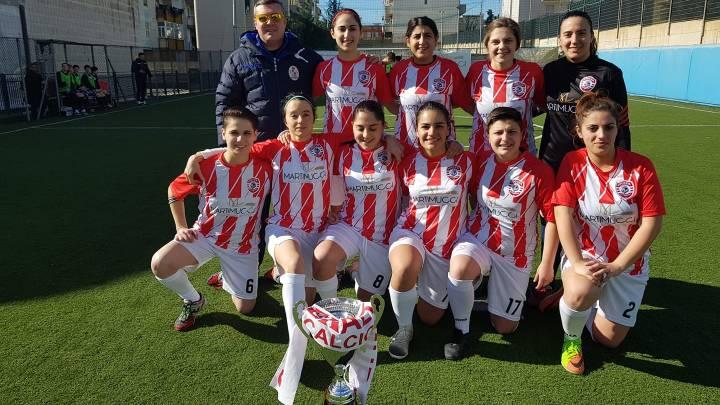 """Soccer Altamura, """" Campionesse di Puglia e regine del Campionato"""" – Parla il capitano Maria Difonzo"""