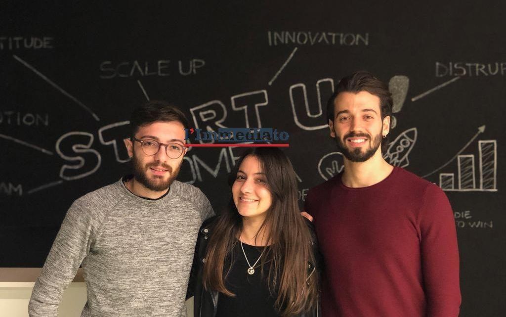 A Foggia tre giovani inventano una start up sulle consegne a domicilio