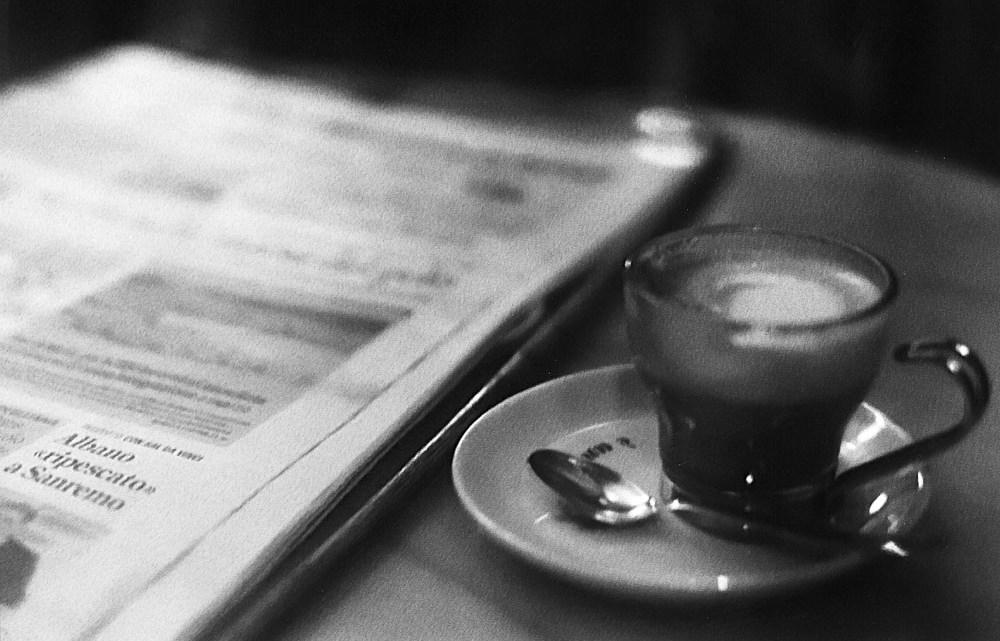 Bar pugliesi e Gazzetta del Mezzogiorno: un connubio nostalgico?