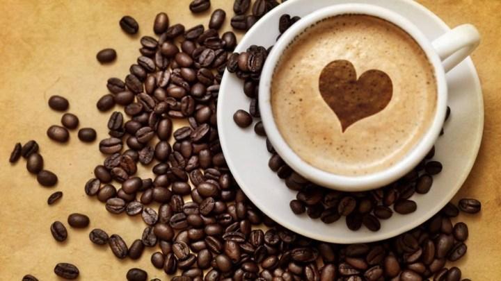 Caffè, sapore nero.