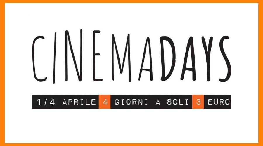 Cinema a 3 euro, ritornano i Cinema Days: elenco delle città pugliesi aderenti