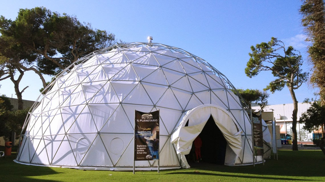 Planetario Sky Skan di Bari: il più grande laboratorio di astronomia del Sud Italia
