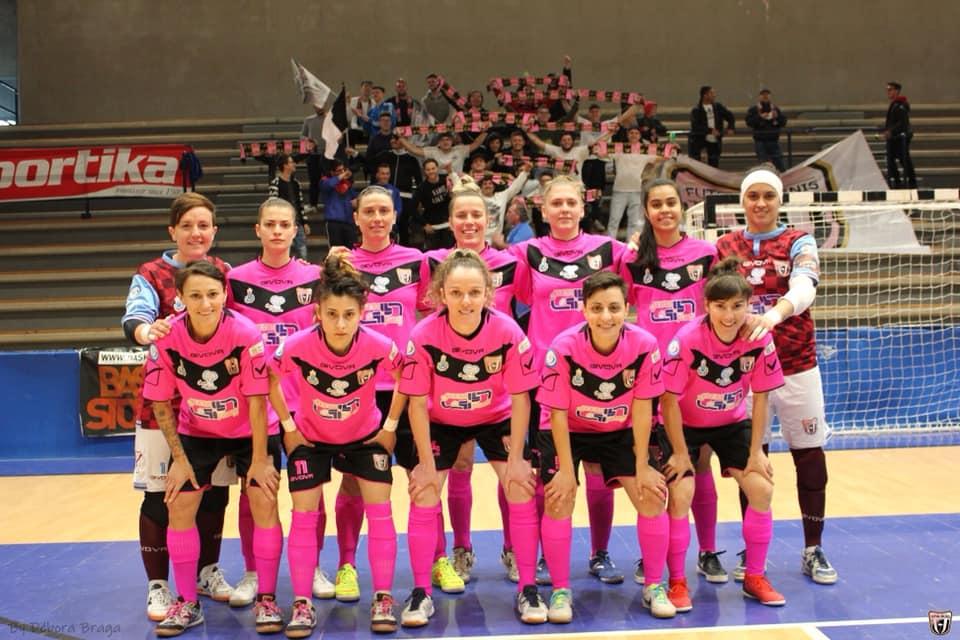 Futsal, Continuano a sognare la Salinis e il Molfetta.