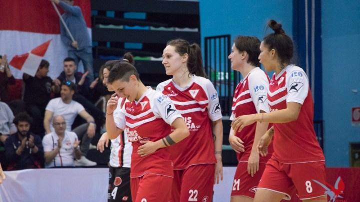 Futsal Molfetta sconfitta dal Real Grisignano al PalaPoli: Ora bisogna vincere la prossima!