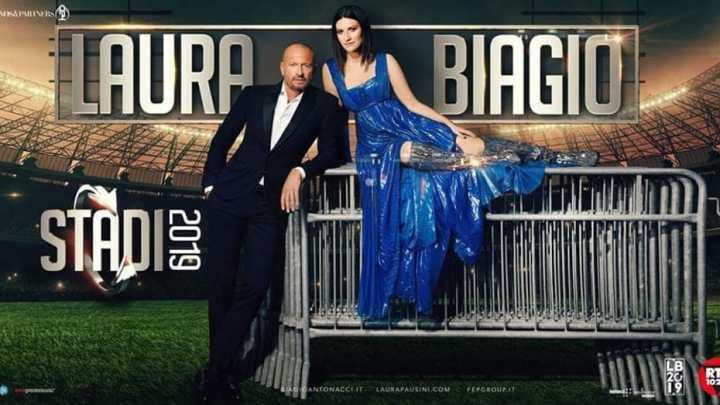 Laura & Biagio negli Stadi: Ad un mese dalla data 0 al San Nicola di Bari, il duo svela parte della scaletta.