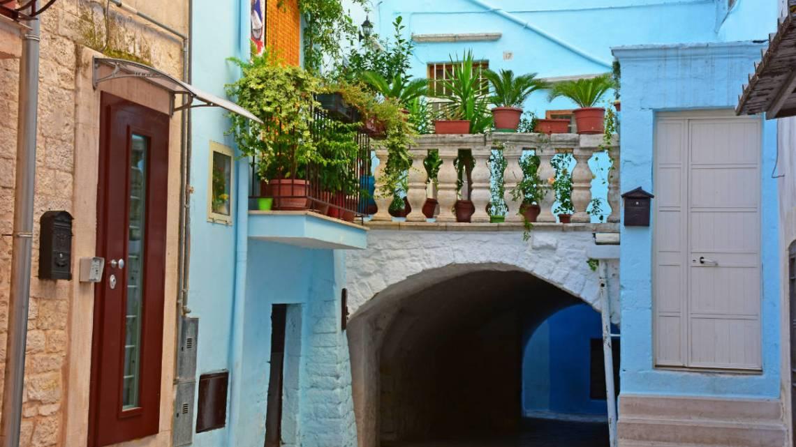 Casamassima – Il Paese Azzuro amato da Vittorio Viviani