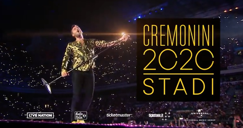 """Ultimo e Cremonini scelgono Bari per gli """"Stadi2020"""""""
