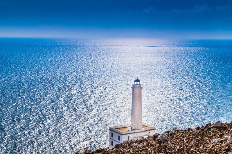 Otranto, è stato riaperto il  Faro di Punta Palascìa