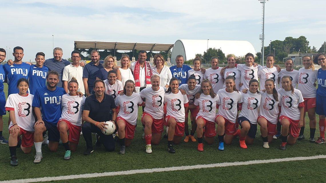 Calcio Femminile: La Pink Bari resta in serie A – Acquisti e Calendario.