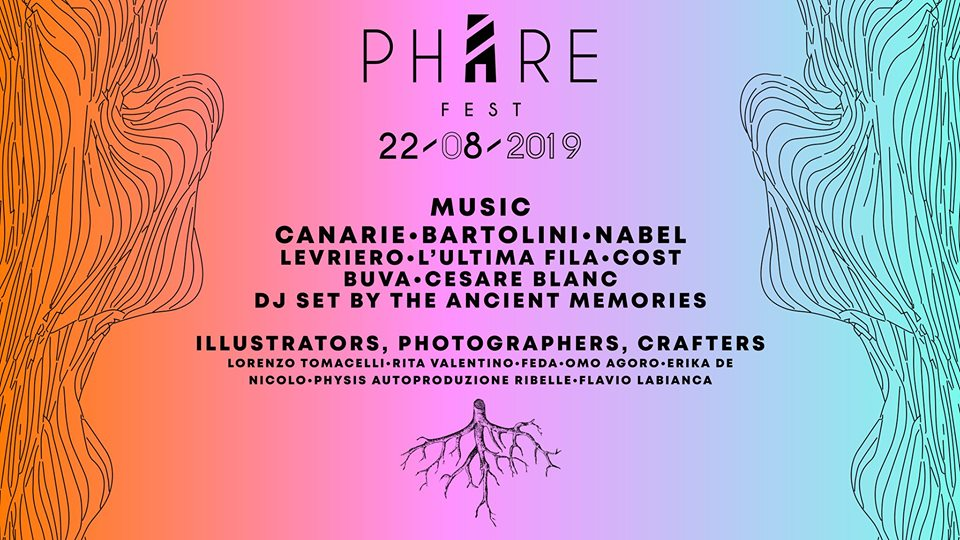 Phare Fest: il 22 Agosto Musica, arte e Cultura alle Cave di Cafiero