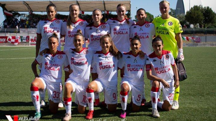 Serie A Calcio Femminile: Dopo il 3-3 contro il Sassuolo, la Pink Bari cerca il riscatto contro il Tavagnacco