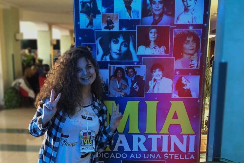 Michela Larovere: giovane 22enne pugliese arriva in finale al concorso canoro intitolato a Mia Martini