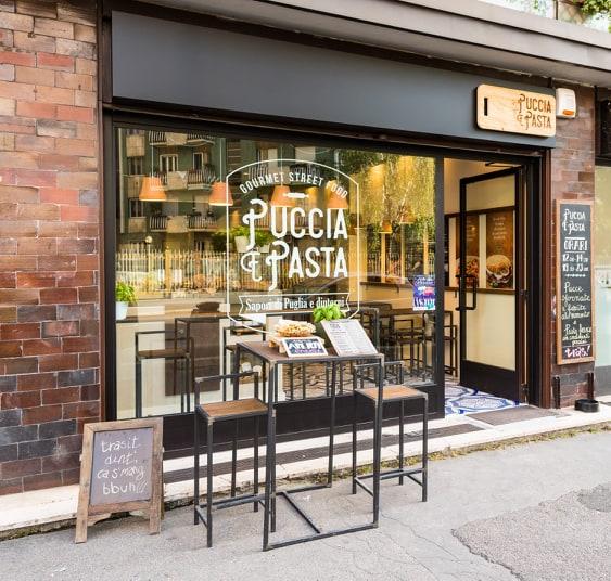 Puccia & Pasta: la Buona Cucina di Puglia a Milano