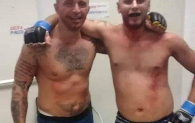 Cosimo Damiano Pugliese: io, principiante, ho sfidato un campione di MMA