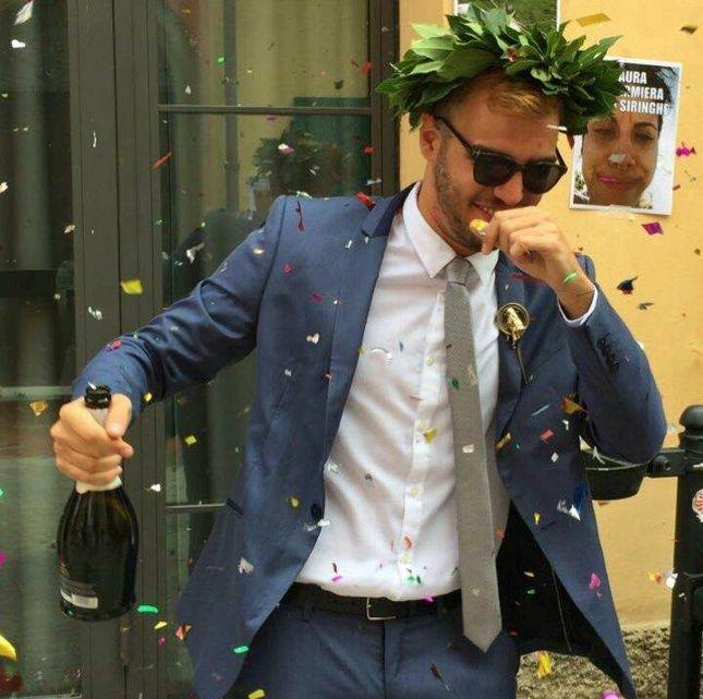 Giovanni Infante, foggiano e giovane Manager Uniqlo: da Londra a Milano senza mai dimenticare la Puglia