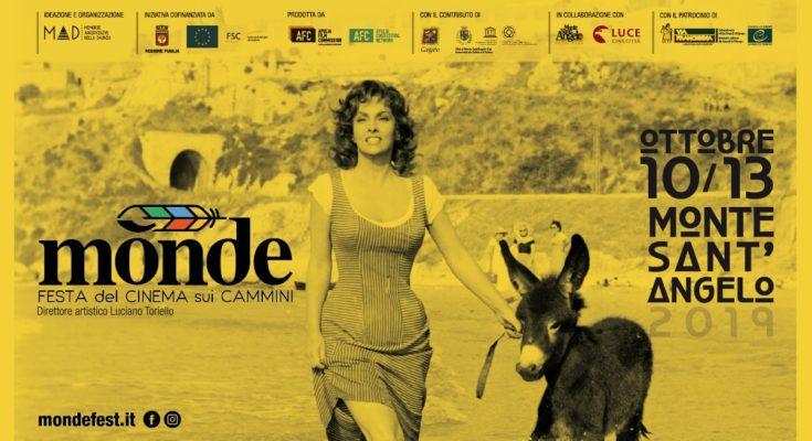 """A Monte Sant'Angelo seconda edizione di """"Mònde- Festa del Cinema sui Cammini"""""""