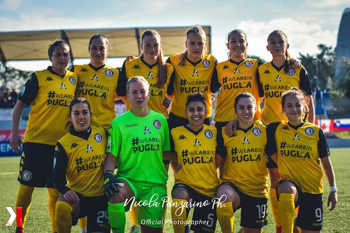 Calcio femminile: Sassuolo vs Pink Bari – risultato e cronaca