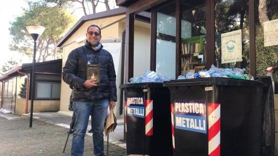 A Taranto apre un'Ecolibreria: un libro ogni 10 bottiglie di plastica