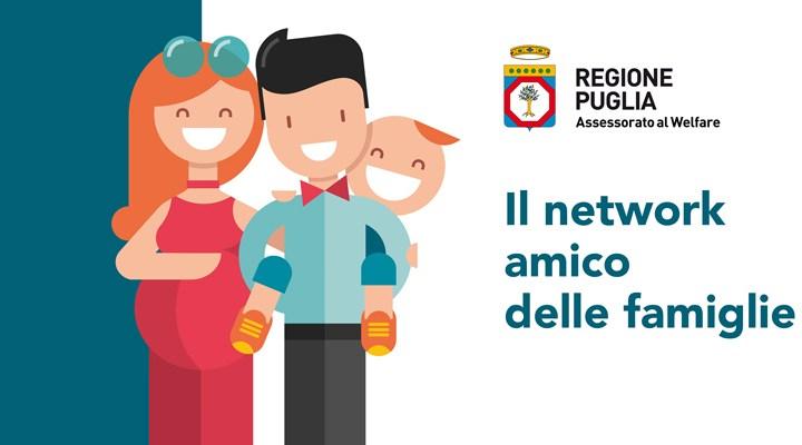 """Puglia Loves Family: il marchio della Regione """"amico"""" delle famiglie"""