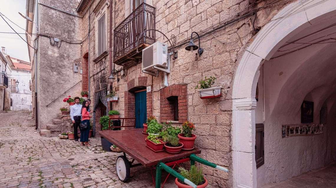 Orsara di Puglia (Fg): il borgo pugliese dove Ambiente e Storia formano un connubio perfetto
