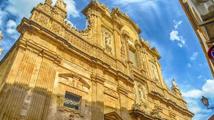 La Cattedrale di Gallipoli: una perla dello Ionio