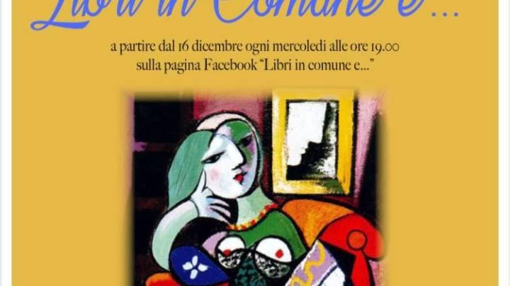 """""""Libri in Comune e…"""" la rassegna culturale online promossa dai Comuni pugliesi di Cassano, Binetto e Cellamare"""