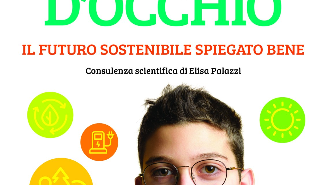 Potito Ruggiero, il 13enne pugliese che sogna di salvare il Pianeta: è uscito il suo libro