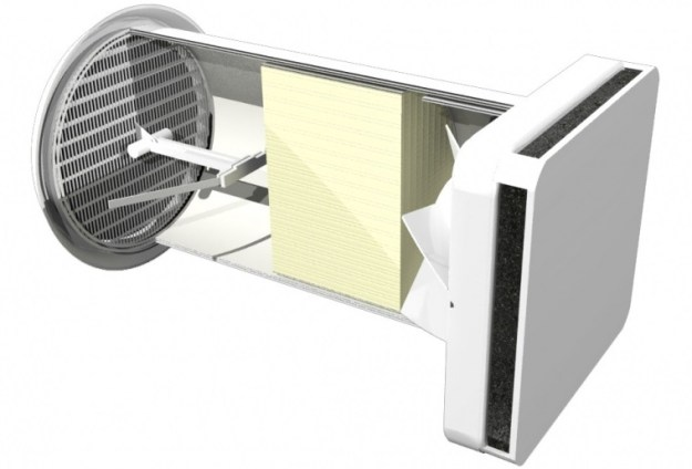 Ventilazione meccanica controllata e umidità in casa vmc decentralizzata