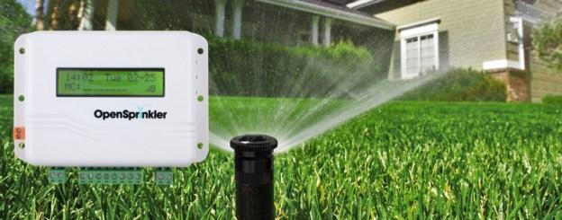 Impianto irrigazione smart opensprinkler google home for Centralina per impianto di irrigazione a batteria