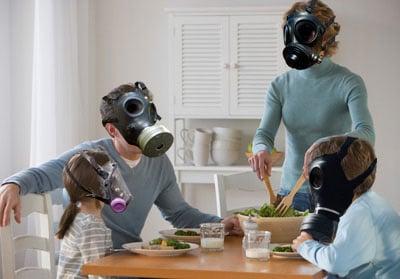 Misurare la qualità dell'aria in casa