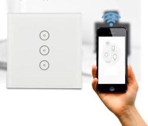 Ankuoo REC interruttore WiFi | Broadlink TC2 | Livolo | Sonoff Touch