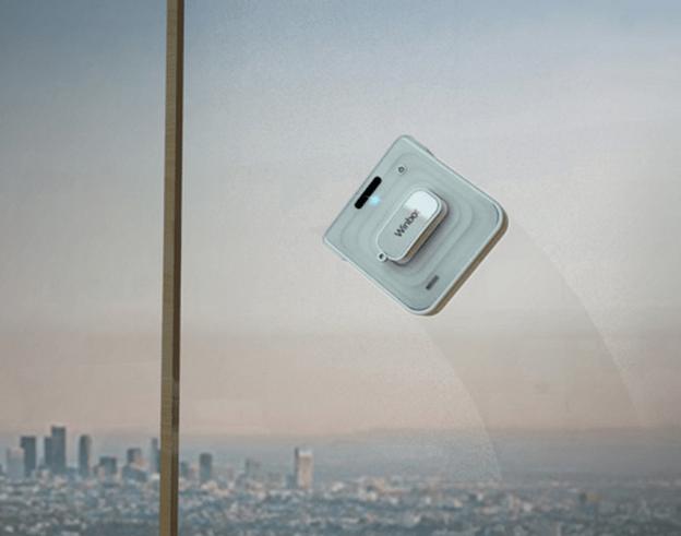 Alfawise S60 robot lavavetri automatico: pulire le finestre senza fatica