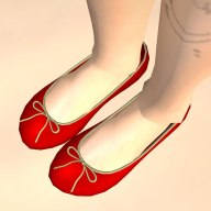 Maisey Red flats