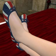 OD Nautica Mesh Ballet Flats