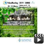 Meeting + Video Evento + Tessera SIMNE