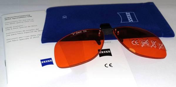 Blue Block Arancioni