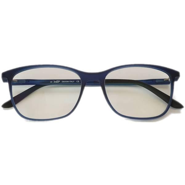 Occhiali Blue Blocks Lenti Chiare Certificate CE - Square Blue