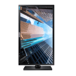 "SAM4 – Samsung Monitor Business LED 24"" FullHD 5ms con Eye-Saver"
