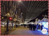 Champs Elysées - Marché de Noël