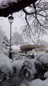 Paris - @ParisAMDParis - Montmartre - 8 feb