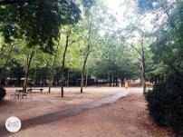 Jardin du Luxembourg : area occupata dalla Certosa di Parigi