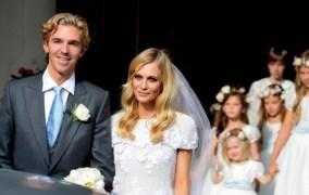 James Cook e Poppy Delevingne sposi a Londra