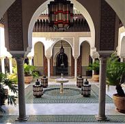 La Mamounia, l'hotel di Marrakesh scelto per celebrare il matrimonio parte due di Poppy e James