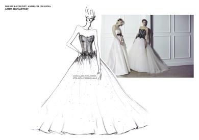 design & concept ILENIASWEET3 annalisa colonna