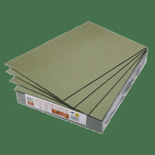 Листовая подложка под ламинат