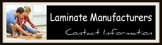 Laminate Floor Manufacturers