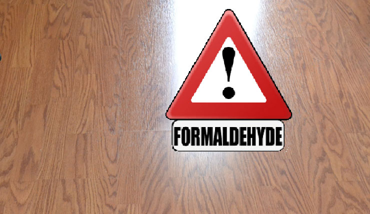 Formaldehyde in Flooring