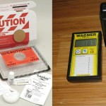 Laminate Subfloor Moisture Testing