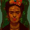 Massima grafica03* Frida Khalo
