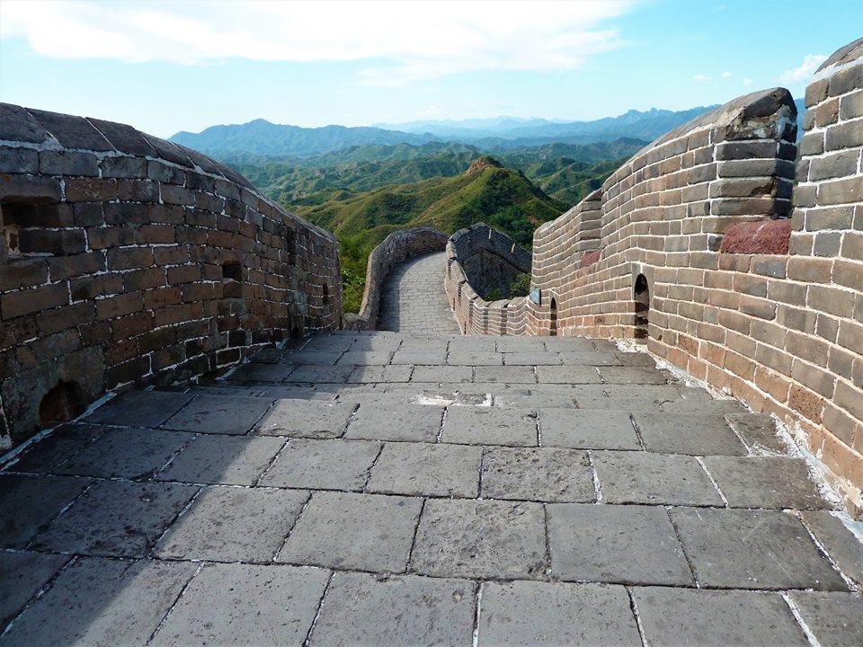 Muraille de Jinshanling Chine